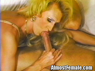 Shemale Has Afternoon Fuck Session